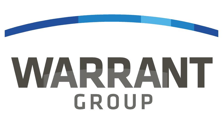 Warrant Group Ltd Vector Logo