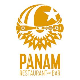 Panam Restaurant and Bar Vector Logo's thumbnail