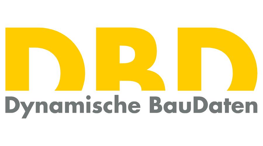 DBD Dynamische BauDaten Vector Logo