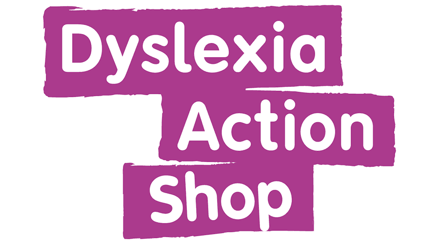 Dyslexia Action Shop Vector Logo