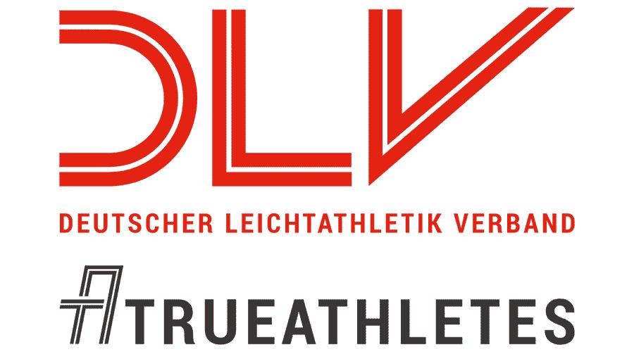 Deutscher Leichtathletik-Verband (DLV). Vector Logo