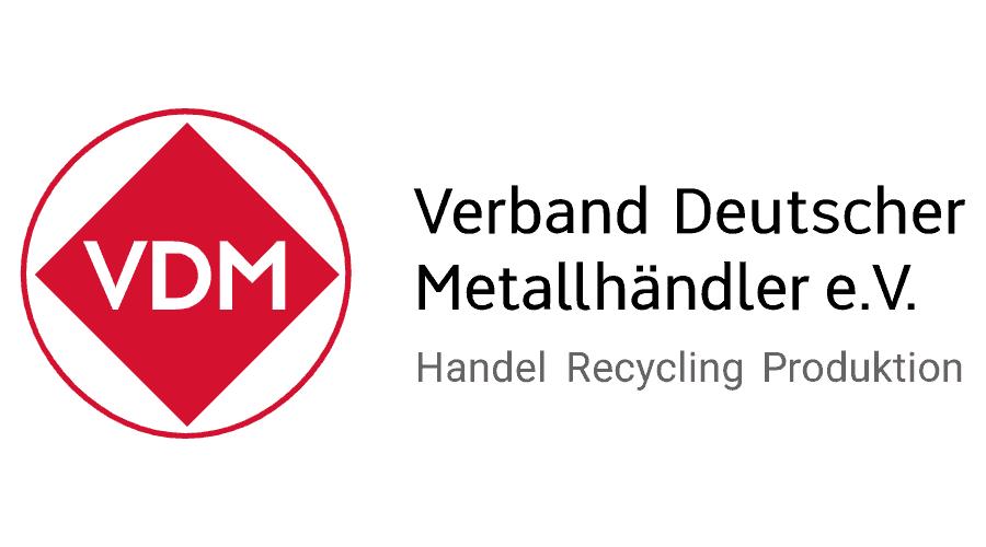 Verband Deutscher Metallhändler e.V. (VDM) Vector Logo