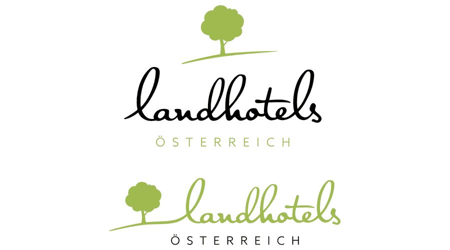 Landhotel GmbH Vector Logo