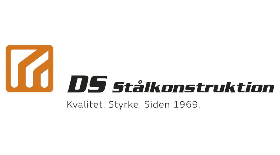 DS Stålkonstruktion A/S Vector Logo
